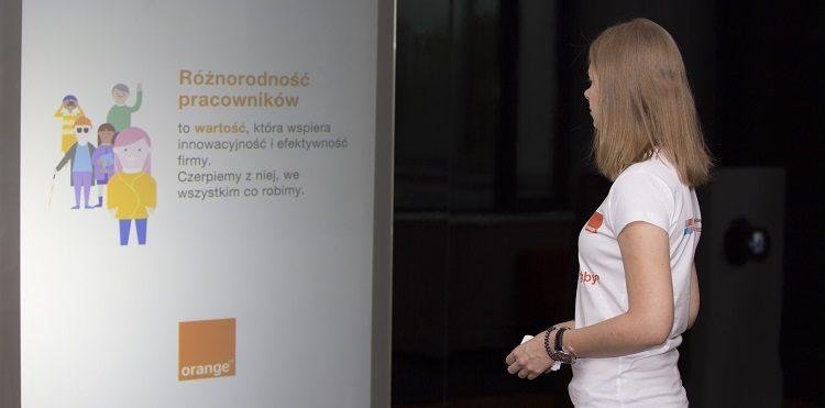 Dzień Różnorodności w Orange Polska