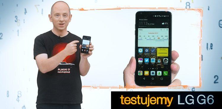 Wąskie ramki, świetny ekran, wyjątkowe aparaty – test LG G6