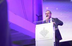 Prezes Orange Polska Jean-François Fallacher na Kongresie Innowacyjnej Gospodarki