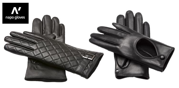 Black Friday w nju mobile - napo rękawiczki