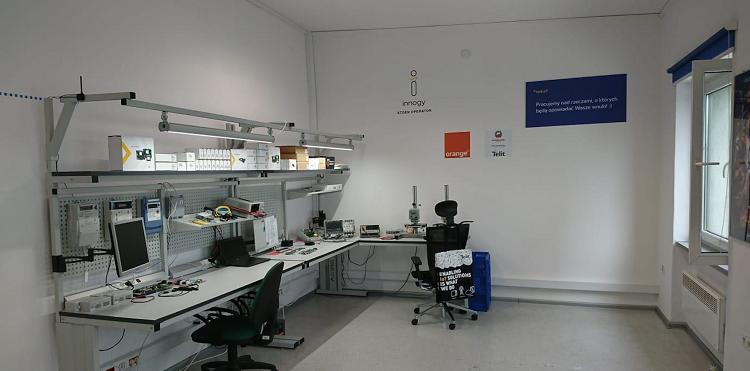 innogy Stoen Operator i Orange Polska stworzyły laboratorium opracowujące rozwiązania Internetu Rzeczy