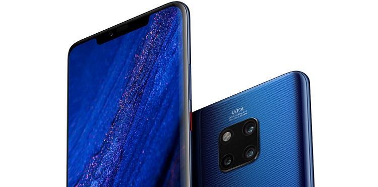 Huawei Mate20 i Mate20 Pro – moc 3 aparatów trafiła do Orange