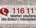 10 lat Telefonu Zaufania dla Dzieci i Młodzieży 116 111