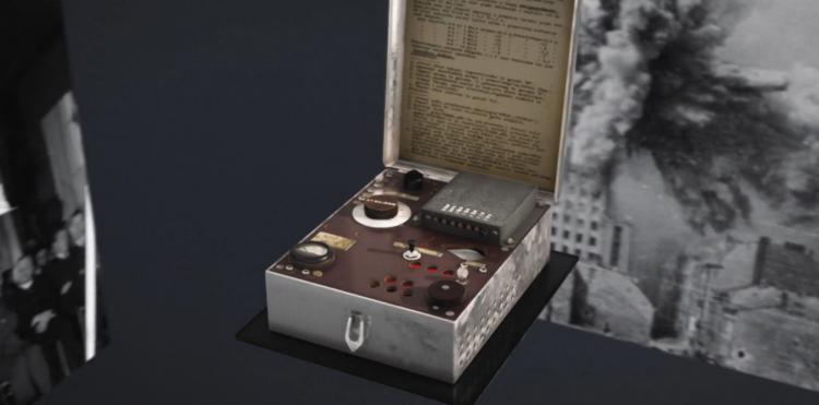 Konspiracyjna radiostacja trafi do Muzeum Historii Polski