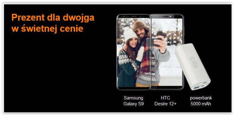 Na Walentynki zestaw smartfonów w świetnej cenie