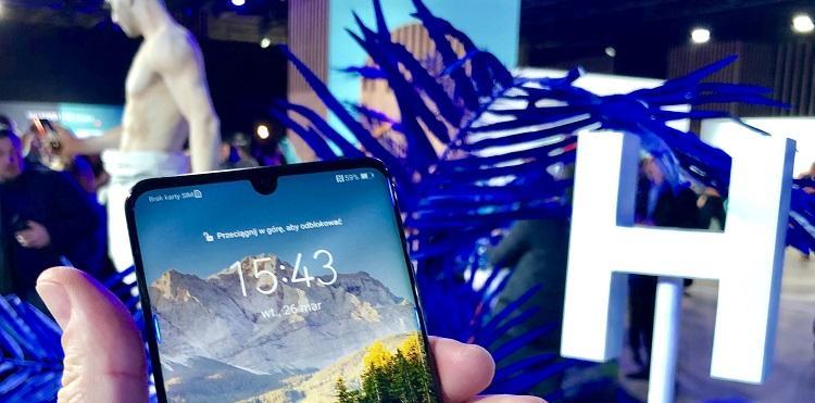 Premiery Huawei: P30 i P30 Pro już w Orange