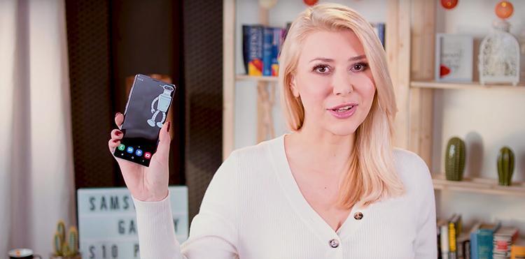 Samsung Galaxy S10+| SZYBKI TEST