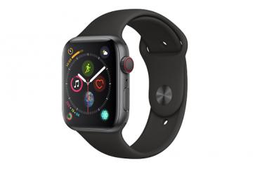 Apple Watch Series 4 z wbudowaną łącznością mobilną dostępny w Orange Polska