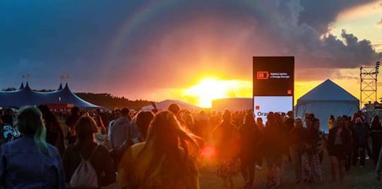 Mobilny puls Trójmiasta w czasie Open'er Festival Powered by Orange