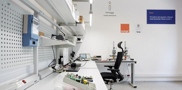 Innowacyjne liczniki energii elektrycznej oraz innogy Laboratory of Things – zdjęcia do pobrania