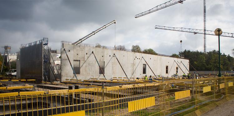 Nowe data center Orange powstaje pod Warszawą. Za rok obsłuży pierwszych klientów