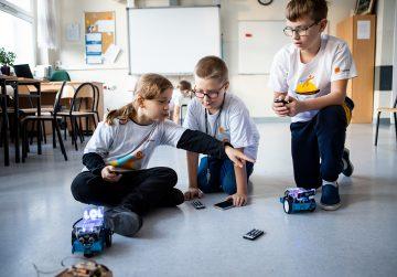 Programy Fundacji Orange w nowym roku szkolnym